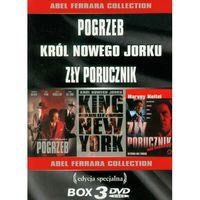 Kino świat Abel ferrara (dvd) (5903560914600)