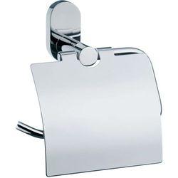 Uchwyt stalowy z klapką na papier toaletowy Lucido Kela (KE-22677), 22677