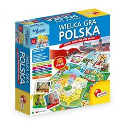 Maly Geniusz, Wielka gra - Polska (8008324054398)