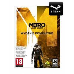 Metro: Last Light Wydanie Kompletne PL - Klucz (kod pre-paid)