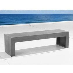 Ławka betonowa - Ławka XXL - Ławka ogrodowa - Ławka betonowa - TARANTO z kategorii Ławki ogrodowe