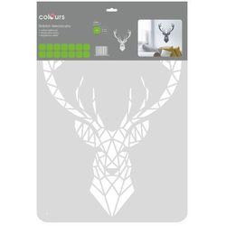 Szablon Colours XXL deer nr 94 (5906725252128)