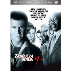 Zabójcza Broń 4 (DVD) Premium Collection (7321908160751)