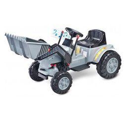Toyz Bulldozer koparka na akumulator grey - produkt z kategorii- pojazdy elektryczne