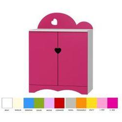 Szafka 2 drzwiowa ROMANTIC - produkt z kategorii- Szafy i szafki