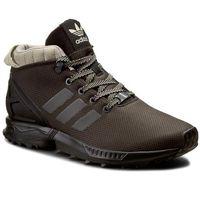 Buty adidas - Zx Flux 5/8 Tr BB2202 Cblack/Cblack/Cblack