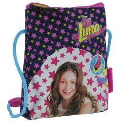 Soy Luna, saszetka na sznurku z kategorii saszetki dla dzieci
