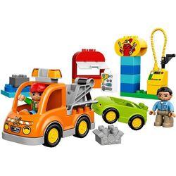 Lego Duplo SAMOCHÓD POMOCY DROGOWEJ 10814, klocki do zabawy