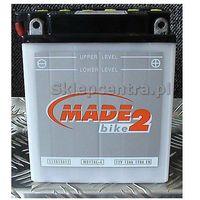 Akumulator motocyklowy M2Bike by Varta YB12AL-A/A2 12Ah 120A