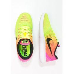Nike Performance FREE RUN Obuwie do biegania neutralne bunt/weiß (buty do biegania) od Zalando.pl