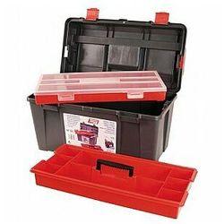 TAYG - Walizka narzędziowa - 480 x 258 x 255 mm - z półką i organizerem (8412796133008)