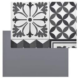 Panel przyblatowy laminowany Kasei 0,3 x 60 x 180 cm vintage / szary, CS-WTOP41A