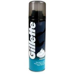 Gillette Shave Foam Sensitive 300ml M Pianka do golenia do skóry wrażliwej (3014260302788)