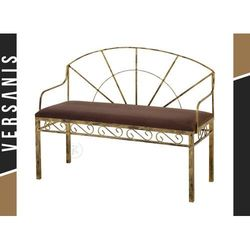 Ławka z tapicerowanym siedziskiem - marki Kapelańczyk