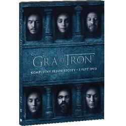Gra o tron: Sezon 6 (DVD) - Daniel Sackheim, Jack Bender, Miguel Sapochnik, Jeremy Podeswa i inni z kategorii