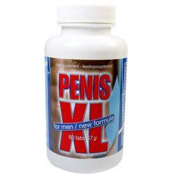 PENIS XL 60TABL POWIĘKSZY PENISA - produkt z kategorii- Powiększanie penisa