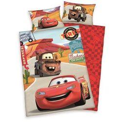 Pościel bawełniana dla dzieci do łóżeczka cars, 100 x 135 cm, 40 x 60 cm marki Herding