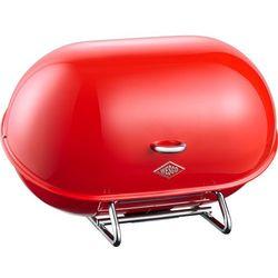 Pojemnik na pieczywo SingleBoy Wesco czerwony (4004519034057)