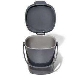 Kompostownik - pojemnik na odpadki bio 2,83 litra oxo good grips szary (13295900mlnyk) (0719812001036)