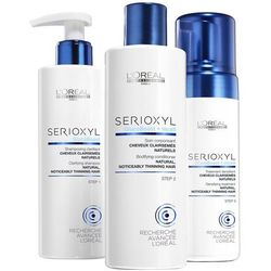 Serioxyl Kit 1 For Natural Thinning Hair, L'Oreal Professionnel