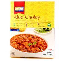 Ashoka Aloo choley ciecierzyca w sosie pomidorowym 280g  (8901552016414)