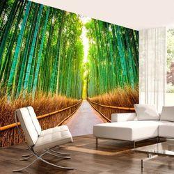Fototapeta - bambusowy las marki Artgeist