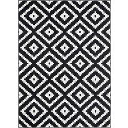 Dywan Maroko L885A Black 60x100