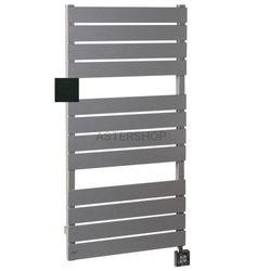 SANTINA grzejnik łazienkowy 550x1120mm stalowy, metaliczny antracyt 598W IR213 (8590913831232)