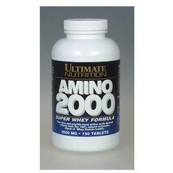 Ultimate Nutrition Amino 2002 - 330 tab z kategorii Odżywki zwiększające masę