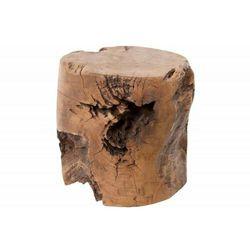 INVICTA stolik Voodoo - drewno tekowe