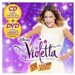 Violetta - En Vivo [CD/DVD] - karaoke - Violetta, kup u jednego z partnerów