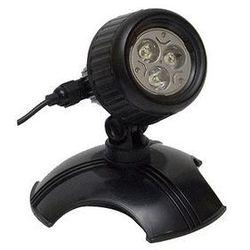 Oświetlenie Led 1 Szt. Oczko Wodne 1X3W Aqua Nova, AN NPL3-LED