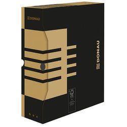 Pudło archiwizacyjne DONAU, karton, A4/100mm, brązowe