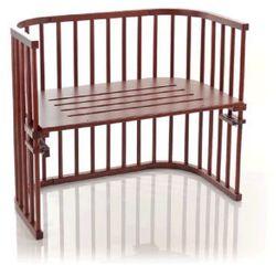 Tobi babybay  maxi łóżeczko dostawne z drewna bukowego colonial, kategoria: łóżeczka i kołyski