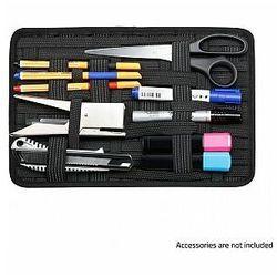accessories ahsb 3 - organizer z gumkami, 315 x 215 mm marki Adam hall