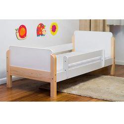 Łóżko dziecięce drewniane Kocot-Meble Bez wzoru Kolory, Promocja Spokojny Sen