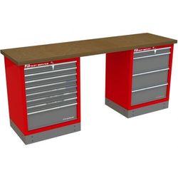 Stół warsztatowy – t-16-18-01 marki Fastservice