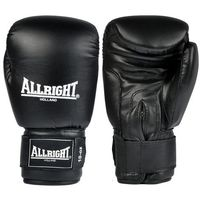 Rękawice bokserskie  pvc - czarne marki Allright