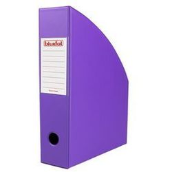 Biurfol Pojemnik na dokumenty a4/70 pvc new colours violet