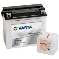 Akumulator motocyklowy  yb18l-a 18ah 200a marki Varta