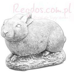Figura ogrodowa betonowa królik 18cm