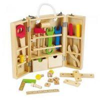 Drewniana skrzynka z narzędziami, ClassicWorld