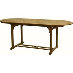 owalny stół ogrodowy fdzn 4004-t marki Fieldmann