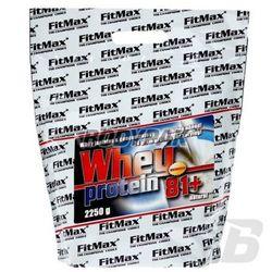 Fitmax Whey Protein 81+ - 2250 g (zwiększanie masy)