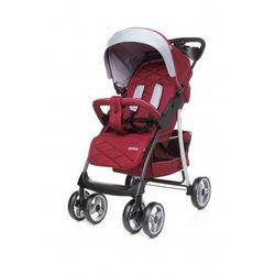 4baby  guido spacerówka wózek spacerowy nowość red, kategoria: wózki spacerowe