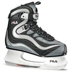 Łyżwy hokejowe FILA 2012 Viper 8 Czarny + DARMOWY TRANSPORT! - produkt z kategorii- Łyżwiarstwo