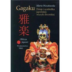 Gagaku, książka w oprawie miękkej
