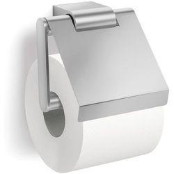 Wieszak na papier toaletowy z klapką Atore matowy, 40415