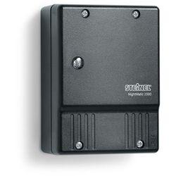 Fotoelektryczny sterownik oświetlenia NightMatic 2000, czarny, Steinel