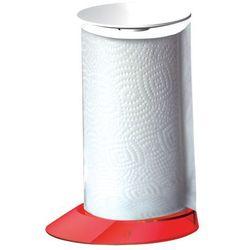 Stojak na ręcznik papierowy Bugatti Glamour czerwony, GL3U-02162